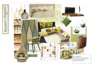 My First Mood Board Distracted By Design
