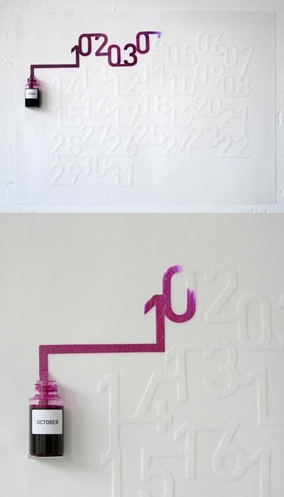 calendar design 2013
