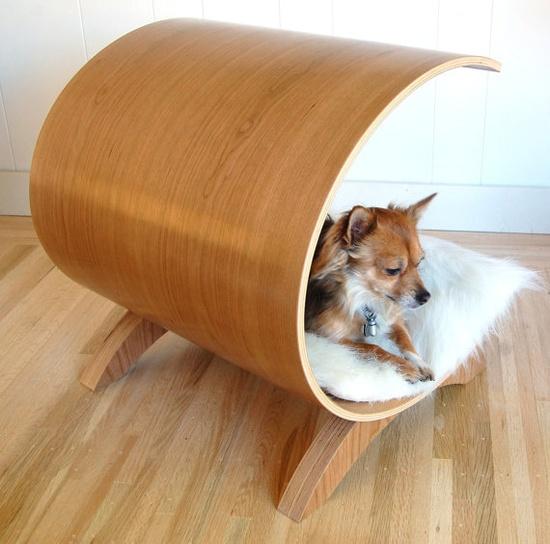 Pet Pod Dog Bed