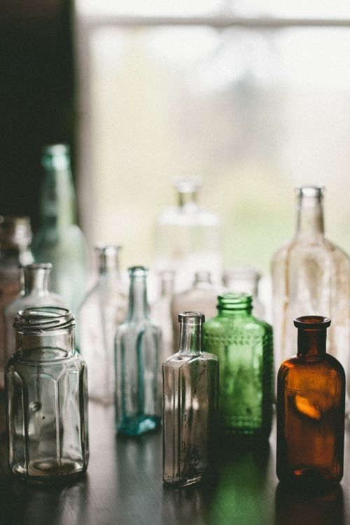 glass collection